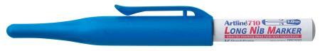 Marqueur Long Nib 710 1,0mm bleu