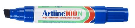Marqueur permanent NEAT 100 7,5-12mm bleu