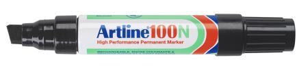 Marqueur permanent NEAT 100 7,5-12mm noir