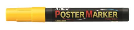 Marqueur Poster Marker 4,0mm jaune