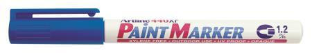 Marqueur permanent Paint Marker 440XF 1,2mm bleu