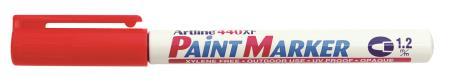 Marqueur permanent Paint Marker 440XF 1,2mm rouge