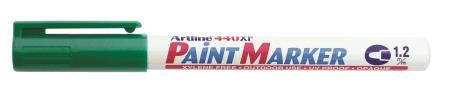 Marqueur permanent Paint Marker 440XF 1,2mm vert