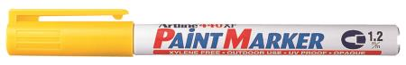Marqueur permanent Paint Marker 440XF 1,2mm jaune