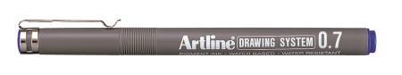 Feutre Drawing Pen 237 0,7mm bleu
