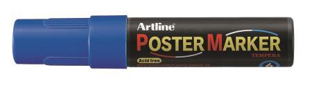 Marqueur Poster Marker 6,0mm bleu