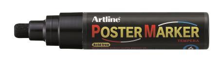 Marqueur Poster Marker 6,0mm noir