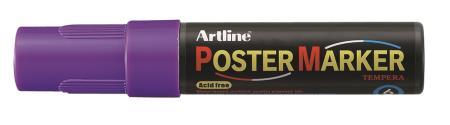 Marqueur Poster Marker 6,0mm mauve