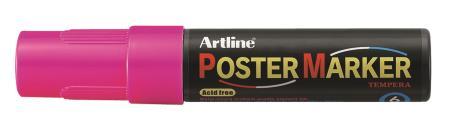 Marqueur Poster Marker 6,0mm rose fluo