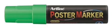 Marqueur Poster Marker 6,0mm vert fluo