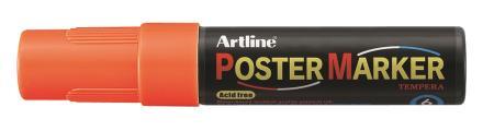 Marqueur Poster Marker 6,0mm orange fluo