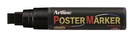Marqueur Poster Marker 12,0mm noir