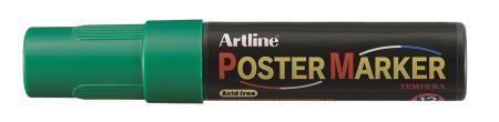 Marqueur Poster Marker 12,0mm vert