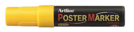 Marqueur Poster Marker 12,0mm jaune