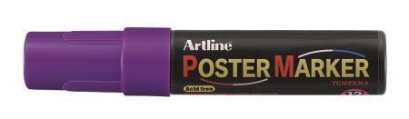 Marqueur Poster Marker 12,0mm mauve