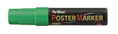 Marqueur Poster Marker 12,0mm vert fluo