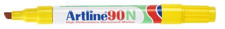Permanente marker NEAT 90 2,0-5,0mm geel