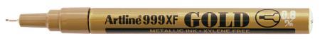 Marqueur permanent à encre métallique 999XF 0,8mm or