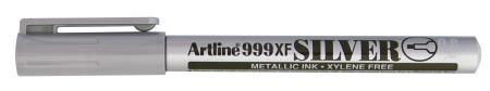 Marqueur permanent à encre métallique 999XF 0,8mm argent