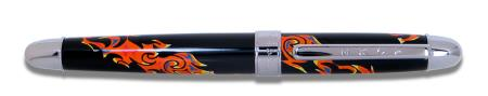 "Roller ""Inner Mounting Flame"". Pointe medium. Etui métallique."