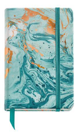 Logbook Mineral Copper. Dimensions : 130X120mm