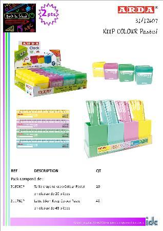 Promotion Keep Colour Pastel