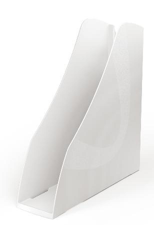 """Porte-documents. Série """"MY DESK"""". Coloris : blanc."""